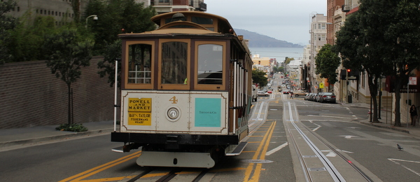 Hop a Cable Car