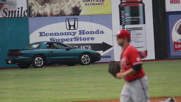 Used Cars Chattanooga >> Chattanooga Lookouts Celebrate Used Car Night The Travel