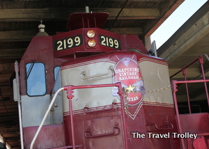 Grapevine Vintage Railroad (Photo by Todd DeFeo)
