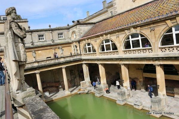 Roman Baths in Baths