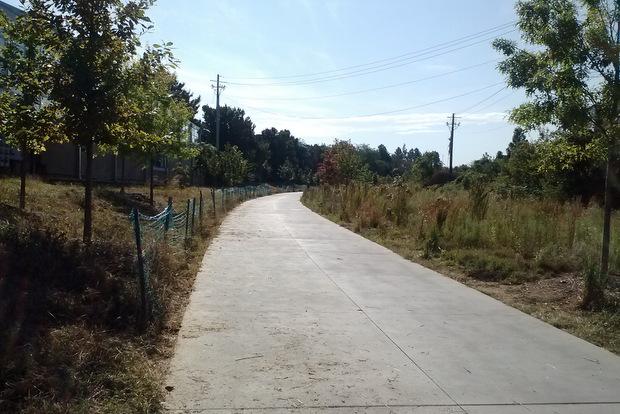 Atlanta BeltLine's Eastside Trail