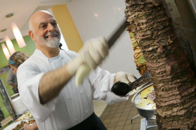 Chef Kameel Srouji